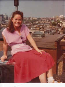 fatface me on london rooftop, 70s