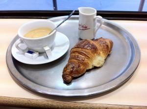 Gerard Mulot croissants in Paris