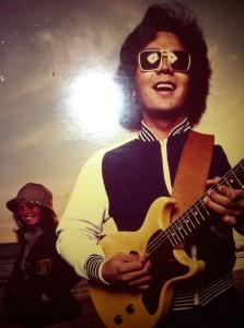 me, Billy Hinsche album cover