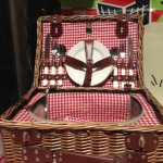 the picnic basket I just had to have!!!