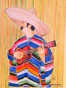 Artwork-Mexico-The-Sarape