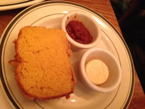 Cornbread from Red Rooster.  The best!!