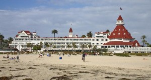 Del Coronado Hotel -- we owned it.